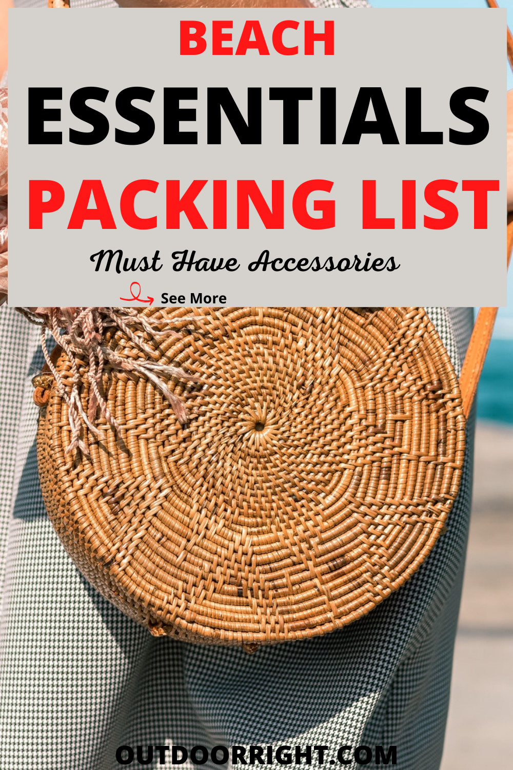 Beach Packing List